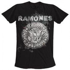 Ramones Bowery Manhole Cover T-shirt - http://ift.tt/2oB6Ele - Band Tees