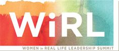 Jeffery Tobias Halter   WiRL - Women in Real Life Leadership Summit @WiRL June 2, 2015 via @WiRLSummit