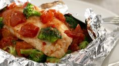 ReadySetEat - Italian Chicken Packets - Recipes