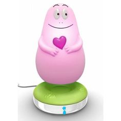 Barbapapa lamp