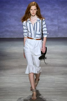 Rebecca Minkoff Spring 2015 Ready-to-Wear - Collection - Gallery - Style.com  http://www.style.com/slideshows/fashion-shows/spring-2015-ready-to-wear/rebecca-minkoff/collection/13
