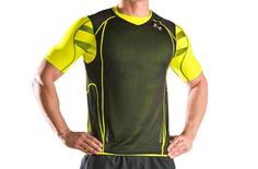Under Armour Chafe-Free 2-In-1 Running T