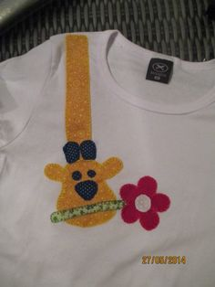Camiseta infantil (frente)