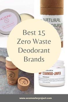 Zero waste deodorants are the best alternative for everybody searching for a deodorant that is perfect for their body and the environment compared to the conventional, chemical-overloaded, and mass-produced deodorants prepared from big customer product businesses.With the accumulation of toxins, such as aluminum Vegan Deodorant, Natural Deodorant, Teeth Care, Skin Care, Healthy Protein Breakfast, Free Dental, Ethical Clothing, Vegan Beauty, Cleaning Products