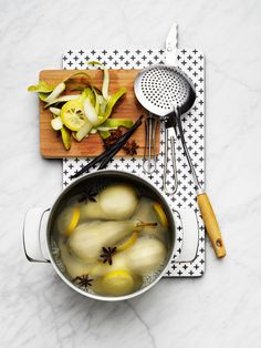 Pears / Styled by Lotta Agaton #style #food