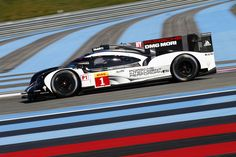 Porsche 919 Hybrid, Porsche Team: Timo Bernhard, Brendon Hartley, Mark Webber