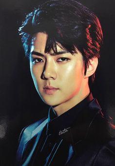 Sehun - 160722 Exoplanet #3 - The EXO'rDium in Seoul merchandise Credit: Tata.