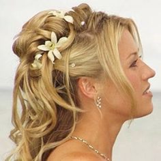 Love!Wedding-Hair-Styles-2 #DDBridalStyle