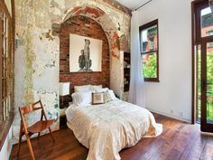 Beethoven Hall Interior #interior #loft #design #exposed #brickwall #house #decor #amazing #wow #nyc #apartment