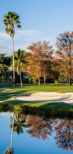 Play with the PGA pros in Palm Beach Gardens.