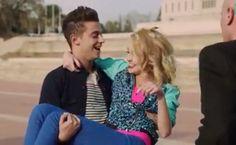 """Puedes sueltame ahora."" Ludmila -> Federico.... #Fedemila #Violetta3"