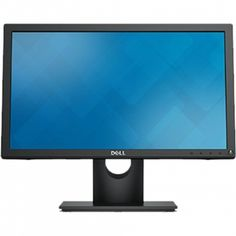 Monitor LED Dell E1916H 18.5 Inch HD 5 ms Monitor, Software, Led, Electronics