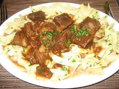 Wolfgang Puck's Beef Goulash
