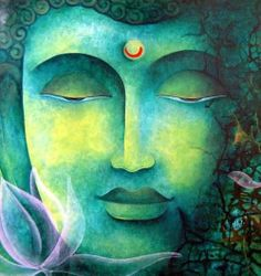 To Love our enemy is impossible ~ The moment we understand our enemy, we feel compassion towards him or her, and he or she is no longer our enemy ⊰❁⊱ Buddha Art Buddha, Buddha Kunst, Buddha Zen, Buddha Painting, Buddha Peace, Gautama Buddha, Buddha Buddhism, Buddhist Art, Buddha Wisdom