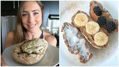 2-INGREDIENT Buckwheat Chia Bread // VEGAN, PALEO, GLUTEN FREE