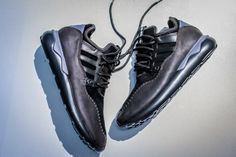 Adidas Tubular Moc Runner (Black/Brown) | rockcitykicks - $85, down from $120 now at rockcitykicks.com.