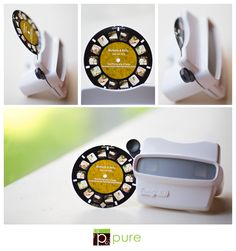 Client Viewmaster Photo Gift 5 Client Holiday Gift Ideas // Pretty Little Packaging