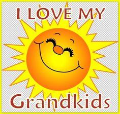 Love Being a Grandparent