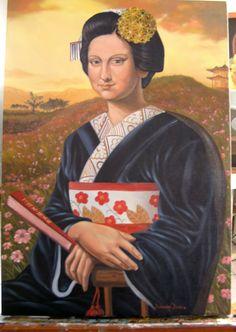 Monalisa ( Japão )