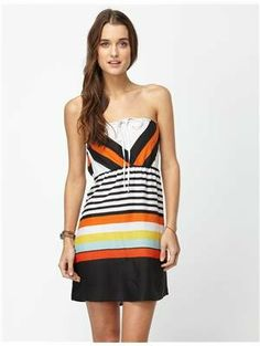 Roxy Juniors Sky Sail Tube Dress