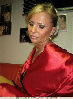 Very pity mistress lady barbara smoking
