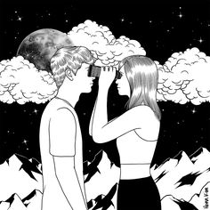 | Exploring you | by Henn Kim Go Get Art Print