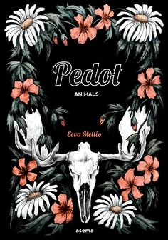 """Cover Design for comic book """"Animals"""" by Eeva Meltio Animal Books, My Works, Cover Design, Comic Books, Illustration, Movie Posters, Bd Comics, Art, Sleeves"""