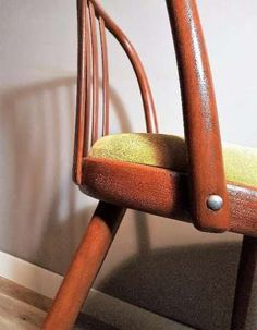 krzesła lata 60 70, styl duński skandynawski, loft retro, prl, krzesło Płock - image 8