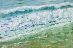 Turbulence by Connie Miller Oil ~ 24 x 36