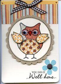 Patch An Owl