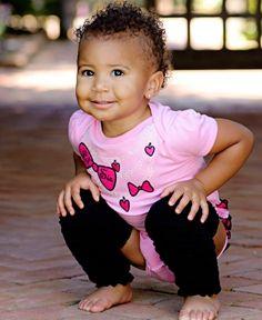 Black Gathered LegWarmers for dance class, um a baby dance class, ha