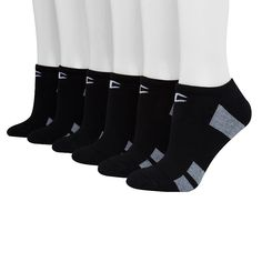 527e644112b8 Champion 6 Pair No Show Socks - Womens