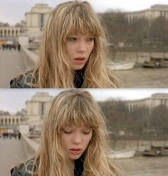 Lea Seydoux. @thecoveteur