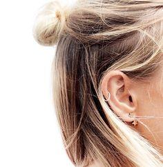 Ear Piercings ❤️