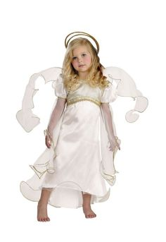 Angel Guardian Toddler Costume 1-2T