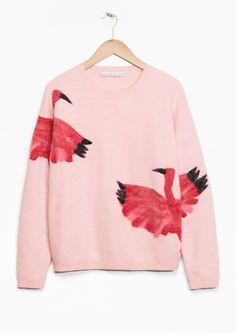 & Other Stories | Merino Wool Ibis Sweater