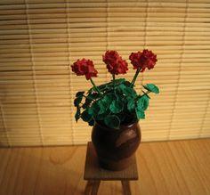 034 Geranium: minifleurs  minifleurs.kazeo.com