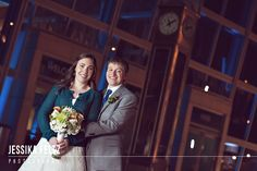 Liz + Nick   Wedding Ceremony and Reception.  Photos by Jessika Feltz Photography. #IndianaStateMuseum