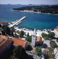 Zlarin, Croatia..! The place my mother was born.