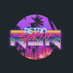 New Retro Wave, Retro Waves, Estilo Miami, Retro Design, Graphic Design, Vaporwave Art, Neon Aesthetic, Retro Futuristic, Retro Art
