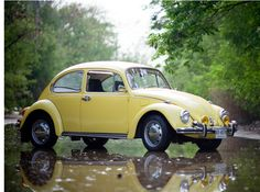 The Jubilee #Beetle was a available throughout Europe from the autumn of 1971 to…