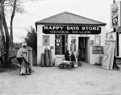 David Goldblatt© | Happy Days Store Flagstaff Transkei Eastern Cape | October 1975