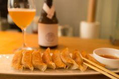 Gyoza bar Marais #bonneadresse #paris #gyoza #japonais #food #blog