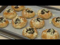 (1) Kynuté staročeské koláčky - YouTube Scones, Sweet Recipes, Muffin, Cooking, Breakfast, Youtube, Food, Kitchen, Morning Coffee