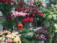 La boutique Pompon www.boutique-pompon.fr / fleuriste Montreuil Paris / florissante / flowers / fleurs  garden roses