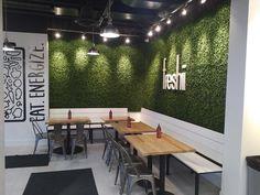 Freshii: Restaurant Interiors