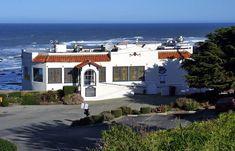 Moss Beach Distillery (Bay Area).  FABULOUS PLACE!  Mellow, beautiful, charming, good food, views....