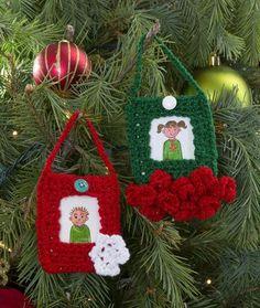 Picture Ornament Frames