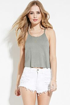 Sweater Knit Cami