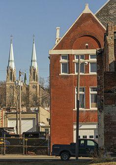 ANCIENT VIEW ~ St Joseph, Missouri USA ~ Copyright ©2013 Bob Travaglione. ALL RIGHTS RESERVED ~ www.JoeTown.Us ~ www.FoToEdge.com